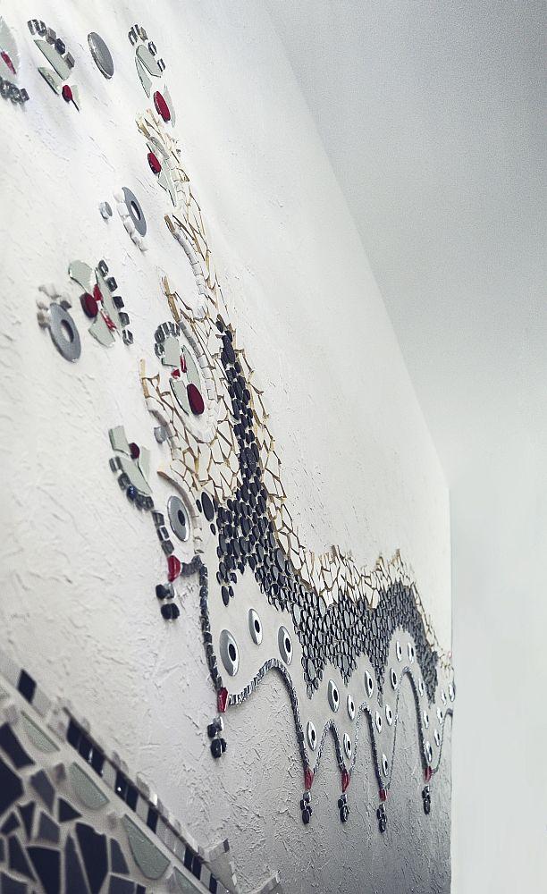 Lukrateam Werbemittelagentur Wandmosaik 11