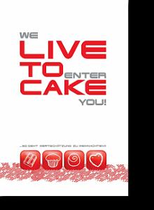 Werbeartikelkatalog Live to Cake Weihnachten