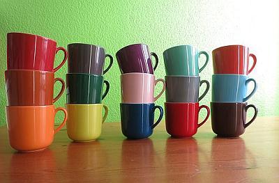 Werbeartikel Kataloge für Tassen