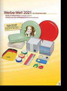 Werbeartikel Lukrateam Katalog werbewelt 2021