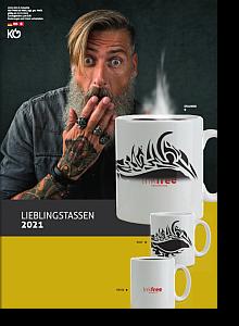 Werbeartikel Lukrateam Katalog Koe Tassen 2021