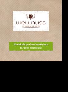 Werbeartikel Lukrateam Katalog wellnuss 2021