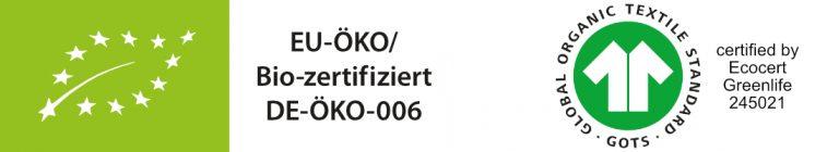 Werbeartikelagentur Lukrateam BIO & GOTS zertifiziert