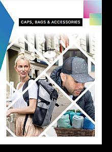 Werbeartikel-Lukrateam Caps, Bags und Accessories 2021