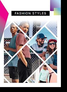 Werbeartikel Lukrateam Katalog Fashion Styles 2021