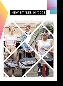 Werbeartikel Lukrateam Katalog New Styles 2021