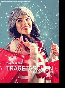 Werbeartikel Lukrateam Katalog x-mas Kollektion 2021