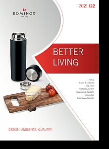 Werbeartikel-Lukrateam Katalog Better Living 2021