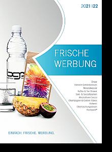 Werbeartikel Lukrateam Katalog Frische Werbung 2021