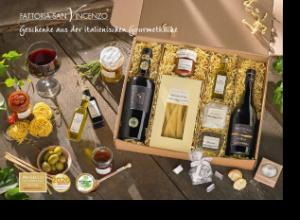 Werbeartikel Lukrateam Italienische Gourmetkueche nudeln pasta 2021