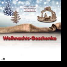 Werbeartikel Lukrateam Katalog grünes nachhaltiges für Weihnachten